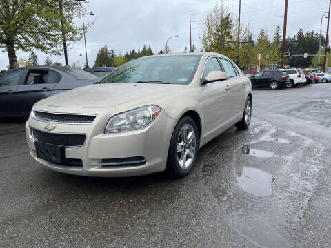 2009 Chevrolet Malibu for sale at Valley Sports Cars in Des Moines WA