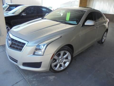 2013 Cadillac ATS for sale at KICK KARS in Scottsbluff NE