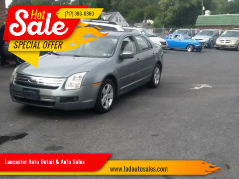 2006 Ford Fusion for sale at Lancaster Auto Detail & Auto Sales in Lancaster PA