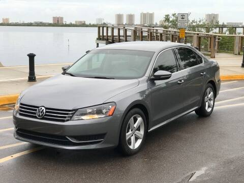 2012 Volkswagen Passat for sale at Orlando Auto Sale in Port Orange FL