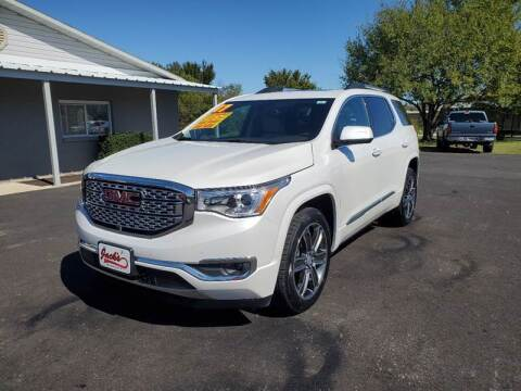 2017 GMC Acadia for sale at Jacks Auto Sales in Mountain Home AR
