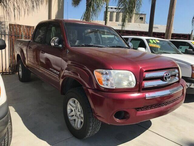 2005 Toyota Tundra for sale at GreenLight  Auto Sales in Modesto CA