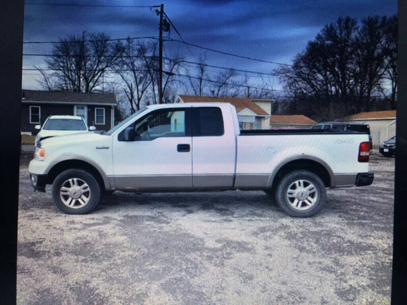 2005 Ford F-150 for sale in Monterey, TN
