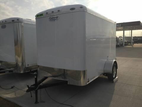 2020 Continental Cargo 6X10 Enclosed Trailer