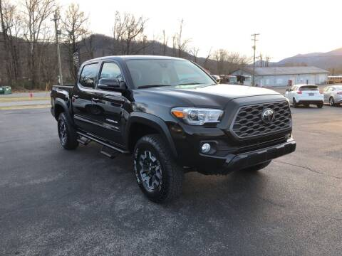 2020 Toyota Tacoma for sale at KNK AUTOMOTIVE in Erwin TN