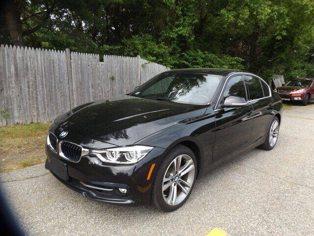 2018 BMW 3 Series for sale at Wayland Automotive in Wayland MA