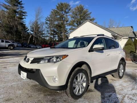 2014 Toyota RAV4 for sale at Williston Economy Motors in Williston VT