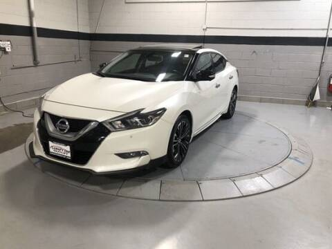 2016 Nissan Maxima for sale at Luxury Car Outlet in West Chicago IL