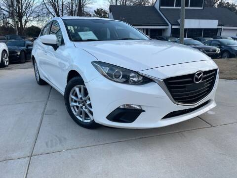 2014 Mazda MAZDA3 for sale at Alpha Car Land LLC in Snellville GA