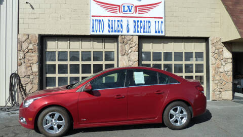 2011 Chevrolet Cruze for sale at LV Auto Sales & Repair, LLC in Yakima WA