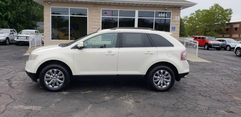2008 Ford Edge for sale at Auto Galaxy Inc in Grand Rapids MI