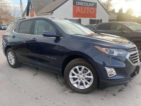 2018 Chevrolet Equinox for sale at Discount Auto Brokers Inc. in Lehi UT