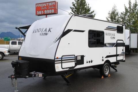 2021 Kodiak Cub 175BH for sale at Frontier Auto & RV Sales in Anchorage AK