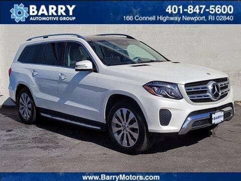 2018 Mercedes-Benz GLS for sale at BARRYS Auto Group Inc in Newport RI