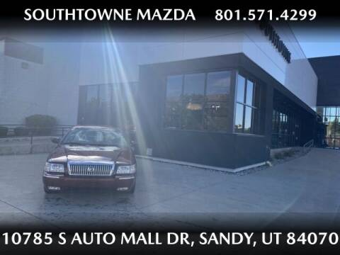 2008 Mercury Grand Marquis for sale at Southtowne Mazda of Sandy in Sandy UT