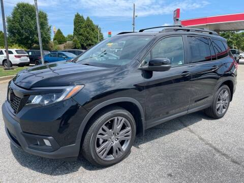 2019 Honda Passport for sale at Modern Automotive in Boiling Springs SC