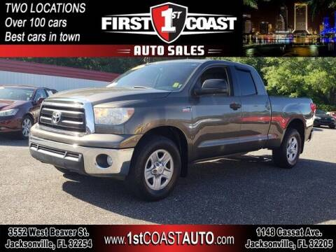 2013 Toyota Tundra for sale at 1st Coast Auto -Cassat Avenue in Jacksonville FL