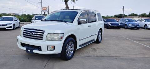 2006 Infiniti QX56 for sale at CityWide Motors in Garland TX