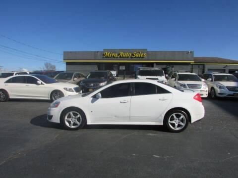 2009 Pontiac G6 for sale at MIRA AUTO SALES in Cincinnati OH