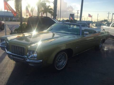 1971 Oldsmobile Delta Eighty-Eight for sale at Car Girl 101 in Oakland Park FL