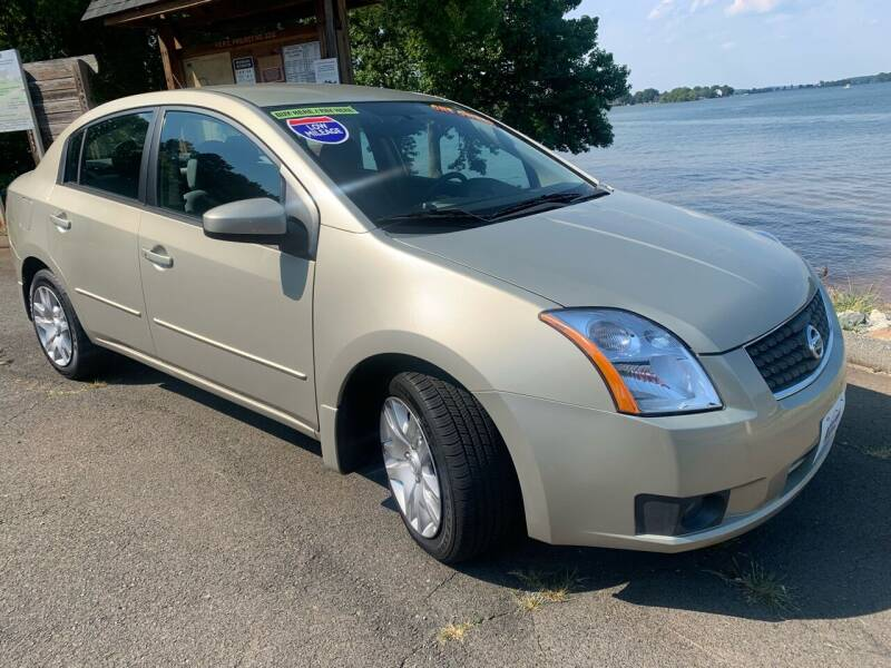 2007 Nissan Sentra for sale at Affordable Autos at the Lake in Denver NC