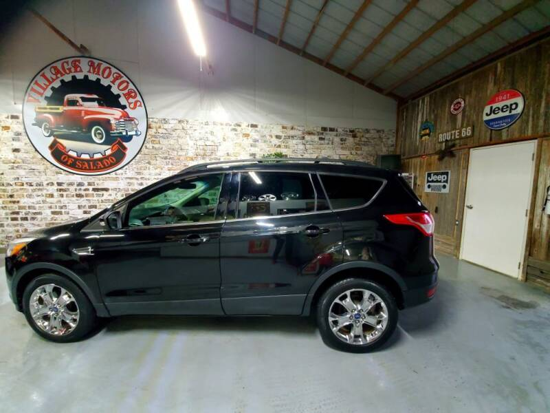 2013 Ford Escape for sale at Village Motors Of Salado in Salado TX