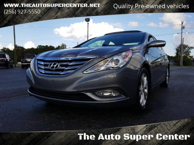 2011 Hyundai Sonata for sale at The Auto Super Center in Centre AL