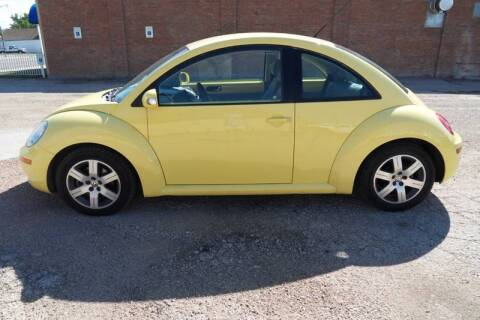 2006 Volkswagen New Beetle for sale at Paris Fisher Auto Sales Inc. in Chadron NE