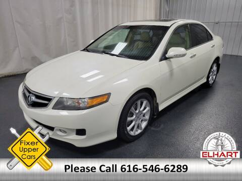 2008 Acura TSX for sale at Elhart Automotive Campus in Holland MI