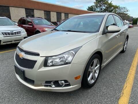 2013 Chevrolet Cruze for sale at MAGIC AUTO SALES - Magic Auto Prestige in South Hackensack NJ