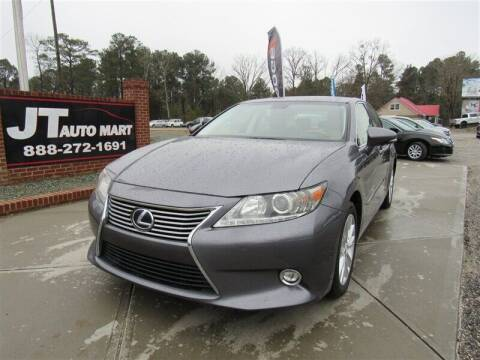 2015 Lexus ES 300h for sale at J T Auto Group in Sanford NC