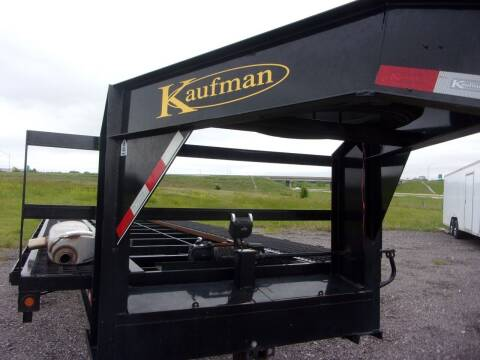 2018 Kaufman Trailer