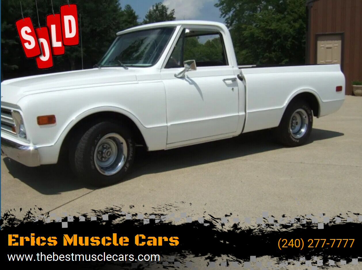 1967 Chevrolet C10 SOLD SOLD SOLD
