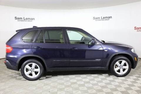 2010 BMW X5 for sale at Sam Leman Mazda in Bloomington IL