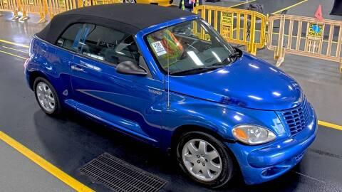 2005 Chrysler PT Cruiser for sale at MOUNT EDEN MOTORS INC in Bronx NY
