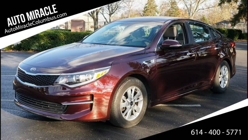 2018 Kia Optima for sale at Auto Miracle in Columbus OH