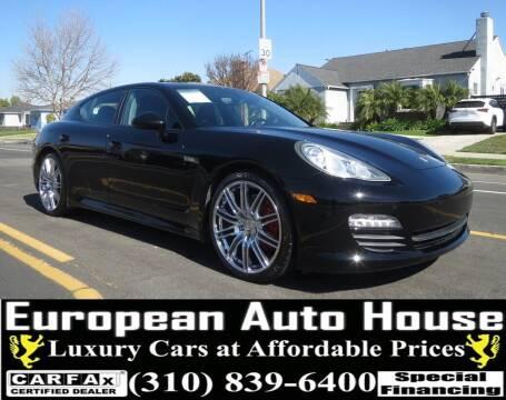 2012 Porsche Panamera for sale at European Auto House in Los Angeles CA