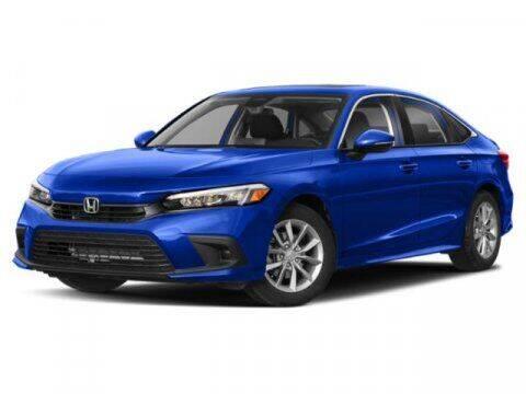 2022 Honda Civic for sale at APPLE HONDA in Riverhead NY