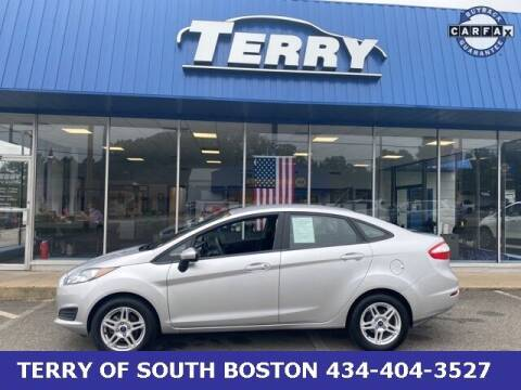 2018 Ford Fiesta for sale at Terry of South Boston in South Boston VA