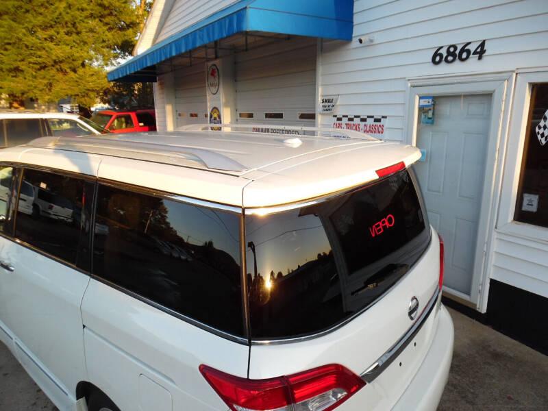 2012 Nissan Quest 3.5 SL 4dr Mini-Van - Maiden NC