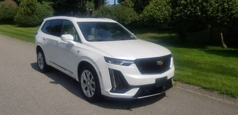 2020 Cadillac XT6 for sale at Classic Motor Sports in Merrimack NH