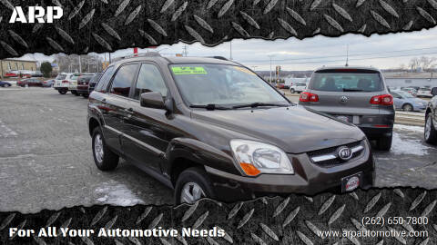 2009 Kia Sportage for sale at ARP in Waukesha WI