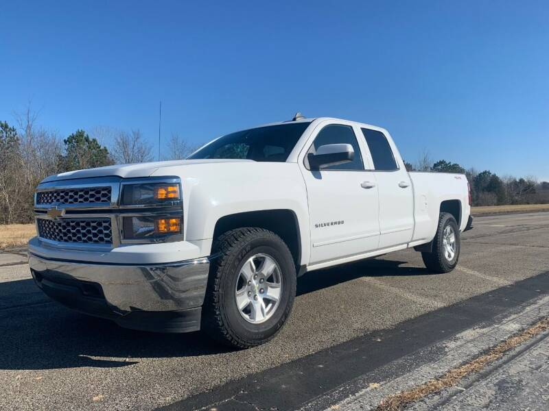 2015 Chevrolet Silverado 1500 for sale at Crawley Motor Co in Parsons TN