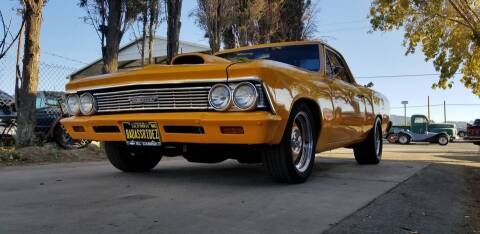 1966 Chevrolet El Camino for sale at Vehicle Liquidation in Littlerock CA