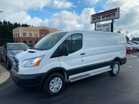 2019 Ford Transit Cargo for sale at Auto Sports in Hickory NC