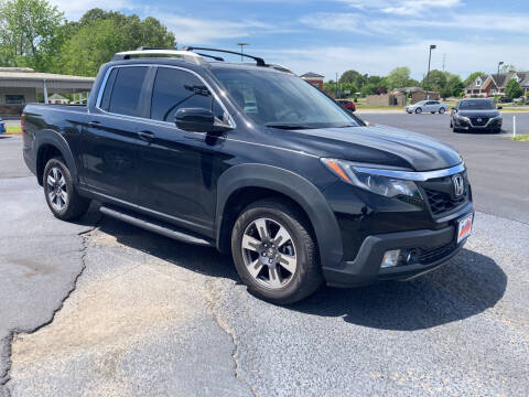 2017 Honda Ridgeline for sale at McCully's Automotive - Trucks & SUV's in Benton KY
