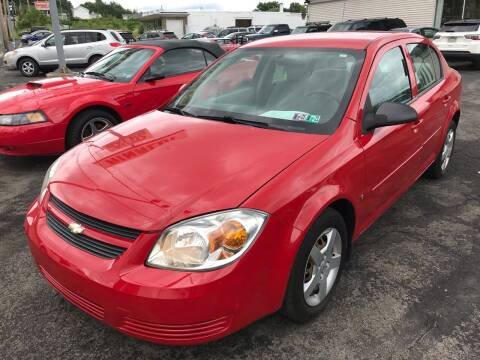 2008 Chevrolet Cobalt for sale at Rinaldi Auto Sales Inc in Taylor PA