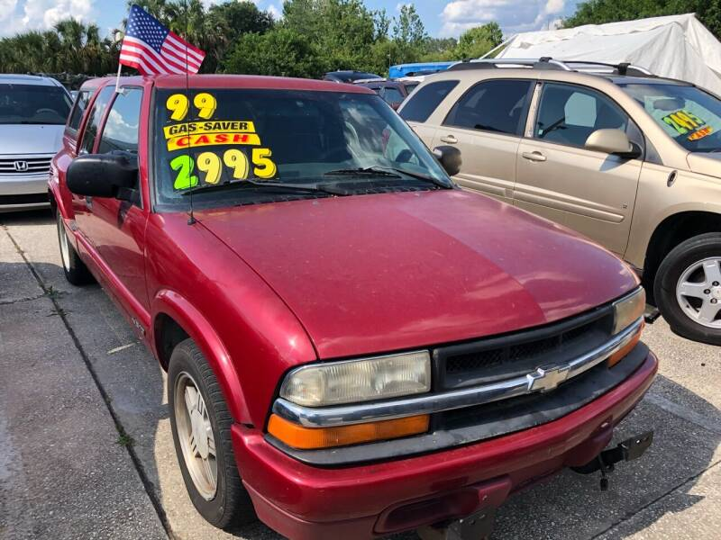 1999 Chevrolet S-10 for sale at Auto Export Pro Inc. in Orlando FL