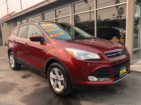 2014 Ford Escape for sale at Devine Auto Sales in Modesto CA