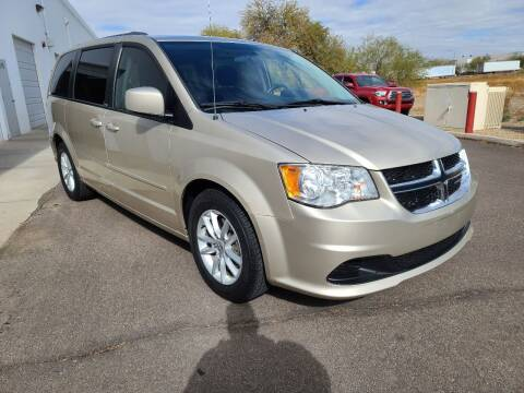 2013 Dodge Grand Caravan for sale at NEW UNION FLEET SERVICES LLC in Goodyear AZ